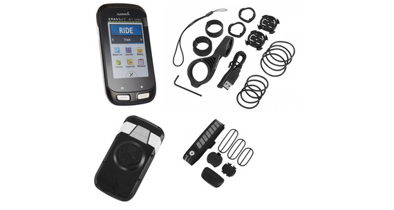 Garmin Edge 1000 cykelcomputer Bundle sort